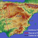 ruta plata