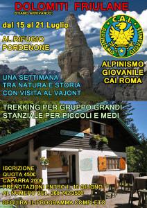 Locandina Campo Estivo AG 2018