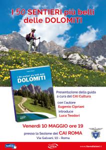 locandina_50_sentieri_Dolomiti